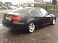 USED 2011 11 BMW 3 SERIES 2.0 320D EXCLUSIVE EDITION 4d 181 BHP * LEATHER, FULL HISTORY * LEATHER, FULL SERVICE HISTORY, GOOD SPEC.
