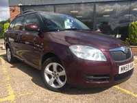 USED 2010 59 SKODA FABIA 1.4 TDI PD 2 5dr Come for a test drive...