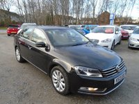 2013 VOLKSWAGEN PASSAT 2.0 TDI BlueMotion Tech Highline DSG 4dr (start/stop) £8995.00