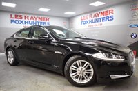 USED 2013 63 JAGUAR XF 2.2 D LUXURY 4d AUTO 200 BHP Full Jaguar Service History , Sat Nav, Full Leather, Xenons