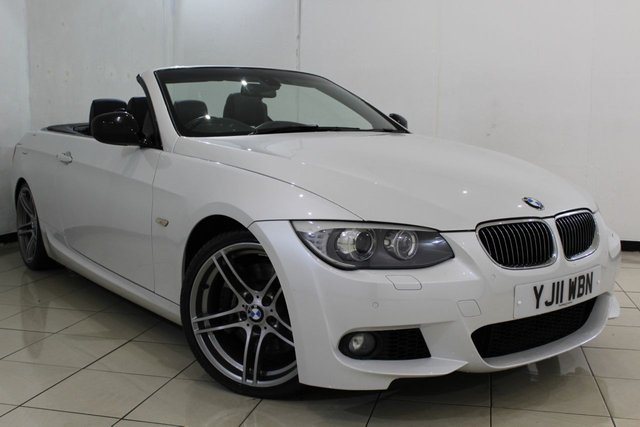 View our 2011 11 BMW 3 SERIES 3.0 335I M SPORT 2DR AUTOMATIC 302 BHP