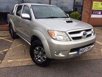 USED 2007 07 TOYOTA HI-LUX 3.0 D-4D Invincible Double Cab Pickup 4dr FIRST TO SEE WILL BUY...