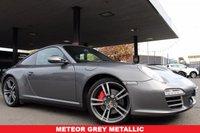 2010 PORSCHE 911 3.8 CARRERA 4S PDK 2d AUTO 385 BHP £39990.00