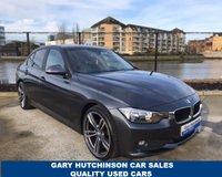 2013 BMW 3 SERIES 2.0 320D EFFICIENTDYNAMICS 4d 161 BHP £9795.00