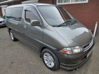 2007 TOYOTA GRANVIA MPV 7 Seats 3.0 KCH10 3d AUTO Absolute Amazing Condition £4000.00
