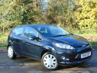 USED 2012 61 FORD FIESTA 1.4 EDGE 5d 96 BHP FULL AA 128 POINT INSPECTION