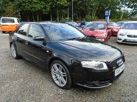 USED 2007 57 AUDI A4 2.0 TFSI S Line Special Edition Quattro 4dr