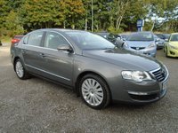 2008 VOLKSWAGEN PASSAT 2.0 TDI CR Highline Saloon 4dr Diesel Manual (153 g/km, 138 bhp) £4995.00