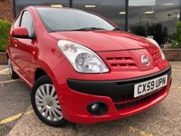 USED 2009 59 NISSAN PIXO 1.0 N-TEC 5dr READY TO DRIVEAWAY...