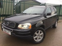 USED 2010 10 VOLVO XC90 2.4 D5 ACTIVE AWD 5d AUTO 185 BHP 7 SEATER LEATHER PRIVACY FSH NO FINANCE REPAYMENTS FOR 2 MONTHS STC. 4WD. 7 SEATER. STUNNING BLACK MET WITH PART BLACK LEATHER TRIM. CRUISE CONTROL. 17 INCH ALLOYS. COLOUR CODED TRIMS. PRIVACY GLASS. PARKING SENSORS. CLIMATE CONTROL. R/CD PLAYER. MFSW. TOWBAR. MOT 07/18. ONE PREV OWNER. FULL SERVICE HISTORY. FCA FINANCE APPROVED DEALER. TEL 01937 849492.