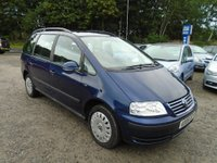 USED 2008 08 VOLKSWAGEN SHARAN 1.9 TDI PD S 5dr