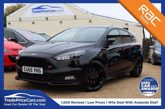 View our 2016 66 FORD FOCUS 2.0 ST-3 5d 247 BHP