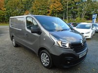 2017 RENAULT TRAFIC 1.6 SL27 125 Business 4dr £12995.00