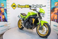 USED 2007 57 TRIUMPH SPEED TRIPLE 1050 GOOD BAD CREDIT ACCEPTED, NATIONWIDE DELIVERY,APPLY NOW