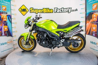 2007 TRIUMPH SPEED TRIPLE
