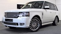 USED 2012 61 LAND ROVER RANGE ROVER 4.4 TDV8 VOGUE SE 5d AUTO 313 BHP