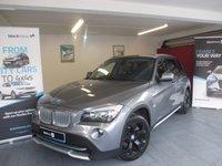 2010 BMW X1 2.0 XDRIVE23D SE 5d 201 BHP £9495.00