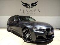 USED 2015 15 BMW 3 SERIES 3.0 330D XDRIVE M SPORT TOURING 5d AUTO 255 BHP