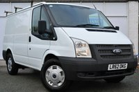 USED 2012 62 FORD TRANSIT 2.2 280 ECONETIC LR 1d 99 BHP **ONE OWNER FROM NEW**