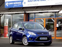 USED 2014 64 FORD C-MAX 2.0 TDCi TITANIUM 5dr AUTO 138 BHP *ONLY 9.9% APR with FREE Servicing*