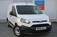 USED 2016 66 FORD TRANSIT CONNECT 1.6 200 P/V 1d 74 BHP **ONE OWNER FROM NEW**