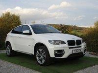 USED 2013 63 BMW X6 3.0 XDRIVE30D 4d AUTO 241 BHP