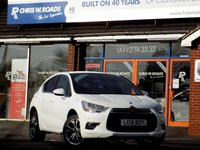 USED 2015 15 CITROEN DS4 1.6 E-HDi DSTYLE NAV 5dr  *ONLY 9.9% APR with FREE Servicing*