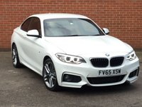 USED 2016 65 BMW 2 SERIES 2.0 228I M SPORT 2d 241 BHP