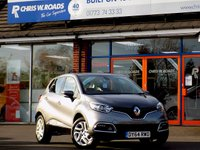 USED 2014 64 RENAULT CAPTUR 0.9 TCE S/S DYNAMIQUE MEDIANAV ENERGY 5rd  *ONLY 9.9% APR with FREE Servicing*