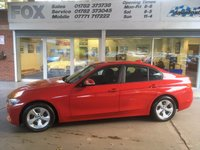 2012 BMW 3 SERIES 2.0 320D EFFICIENTDYNAMICS 4d AUTO 161 BHP £9995.00
