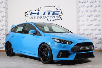 2017 FORD FOCUS 2.3 RS 5d 346 BHP £30995.00