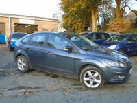 USED 2010 60 FORD FOCUS 1.6 ZETEC TDCI 5d 109 BHP 1 OWNER DIESEL+GREAT SERVICE HISTORY