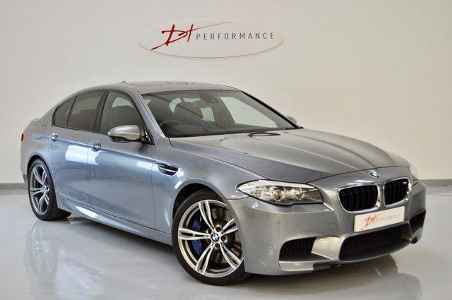 2011 61 BMW M5 4.4 M5 4d AUTO 553 BHP RARE F10 COLOUR