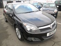 2011 VAUXHALL ASTRA COUPE 1.6 SRI 3d 113 BHP £3895.00