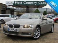 USED 2007 07 BMW 3 SERIES 3.0 335I SE 2d AUTO 302 BHP Purchased New By John Haynes Of Haynes Publishing