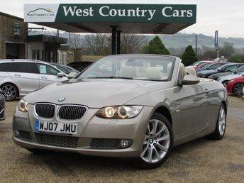 2007 BMW 3 SERIES 3.0 335I SE 2d AUTO 302 BHP £10000.00