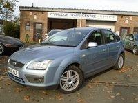 2006 FORD FOCUS 1.6 GHIA 16V 5d 116 BHP £1795.00