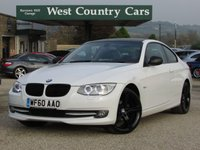 USED 2010 60 BMW 3 SERIES 2.0 320I SE 2d 168 BHP High Specification And Full Service History