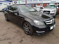 USED 2012 62 MERCEDES-BENZ C CLASS 2.1 C250 CDI BLUEEFFICIENCY AMG SPORT PLUS 2d AUTO 202 BHP 0% AVAILABLE ON THIS CAR PLEASE CALL 01204 317705