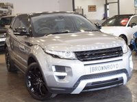 USED 2012 61 LAND ROVER RANGE ROVER EVOQUE 2.2 SD4 DYNAMIC 5d AUTO 190 BHP PAN ROOF+RARE BUCKET SEATS+FSH