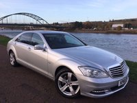 USED 2011 S MERCEDES-BENZ S CLASS 3.0 S350 BLUETEC L 4d 258 BHP **STUNNING S CLASS LIMO**