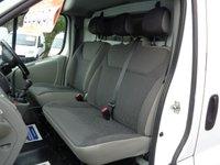 USED 2012 12 VAUXHALL VIVARO 2.0 2900 CDTI H/R 1d 115 BHP