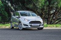 2015 FORD FIESTA 1.0 ZETEC S 3d 124 BHP £9250.00