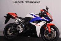 2010 HONDA CBR600RR -A  £5199.00