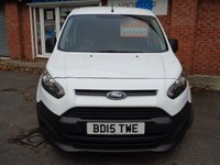 USED 2015 15 FORD TRANSIT CONNECT 1.6 200 P/V 1d 74 BHP