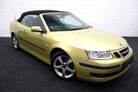2007 SAAB 9-3 1.9 VECTOR TID 2d 150 BHP £2995.00
