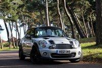 2012 MINI HATCH COOPER 1.6 COOPER D 3d 112 BHP £6950.00