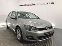 USED 2015 15 VOLKSWAGEN GOLF 1.6 MATCH TDI BLUEMOTION TECHNOLOGY 5d 109 BHP