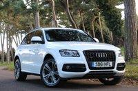 2011 AUDI Q5 2.0 TDI QUATTRO S LINE SPECIAL EDITION 170 BHP £SOLD