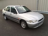 1998 FORD ESCORT 1.6 FINESSE 16V 89 BHP, JUST 15K MILES FROM NEW £2995.00